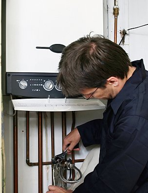 To find a good central heating installer in your area consult the Energy Saving Trust