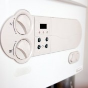 Combination boilers tend to be the cheapest to install as they don't require hot water cylinders or tanks in the loft.