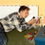 Call in the repair man if you detect a difference in radiator heat,sounds from the boiler, or the size of your energy bill.