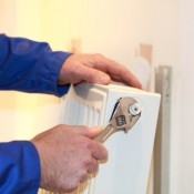 If less efficient, central heating systems may need flushing through to remove sludge and debris.