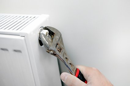 A bleed valve is provided on radiators to allow you to remove air from it.